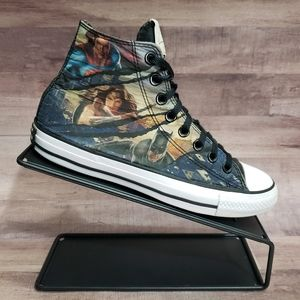 Converse DC Comics Trinity Superman Batman